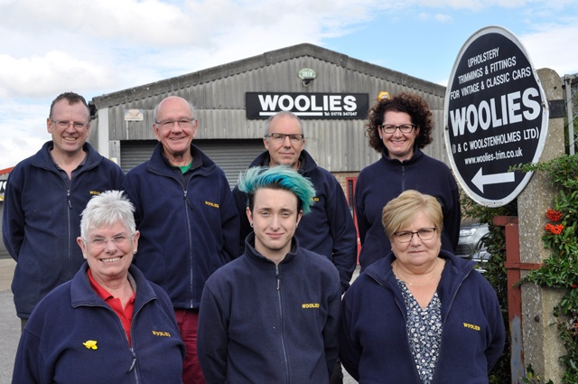 The Woolies Team